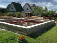Монолитные дома, каменные дома
